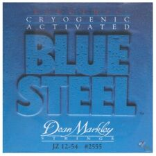 Dean Markley 2555 Blue Steel Electric Guitar Strings Jazz (12-54)