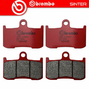 Pads BREMBO Sinter Front For Victory Cross Roads Clasic Spoke 2010>2012