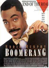 "BOYZ II MEN ""END OF THE ROAD"" SHEET MUSIC-BOOMERANG-EDDIE MURPHY-1992-RARE-NEW!!"