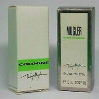 Lot 2 MUGLER COLOGNE von Thierry Mugler edt 10 ml OVP