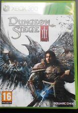 Microsoft Xbox 360 mazmorra victorias III