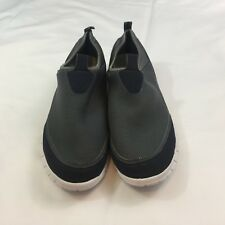 Bass Men's Shoes Size 13 Gray And Navy Blue Water Shoes