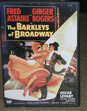 THE BARKLEYS OF BROADWAY  FRED ASTAIRE GINGER ROGERS OSCAR LEVANT   WARNER DVD