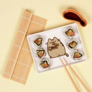 Pusheen The Cat Officially Licensed Sushi Making Kit *BRAND NEW FAST UK DISPATCH