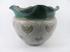 Unboxed Stoneware Decorative 1900-1919 (Art Nouveau) Pottery
