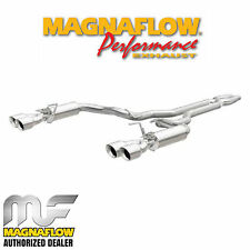 "MAGNAFLOW 19283 3"" CAT BACK DUAL EXIT EXHAUST KIT 2016-2017 FORD MUSTANG 5.2L"