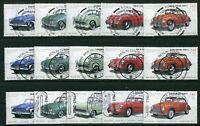 Bund 2362 - 2366 gestempelt BRD Luxus Vollstempel Bonn,Berlin,Tagesstempel 2004