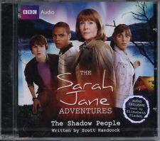 The Sarah Jane Adventures The Shadow People Audio CD MINT SJA Elisabeth Sladen