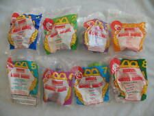 1996 McDonalds - Marvel Super Heroes set of 8+U3 *MIP*