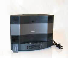 New listing Bose Acoustic Wave Music System Cd 3000 Cd Player W/ Remote +Malfunctioning 5-Cd