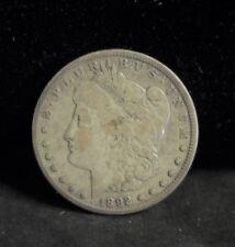 1892-CC Morgan Silver Dollar - VF - ENN COINS