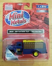 Mini Metals 30538 1954 Ford Bottle Truck DAD'S ROOT BEER 1:87 HO Scale /600