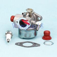 CARBURETOR Carb for Tecumseh 640350 640303 640271 Sears Craftsman Primer Bulb