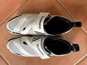 Shimano Tr32 Triathlon Cycling Shoes size 46