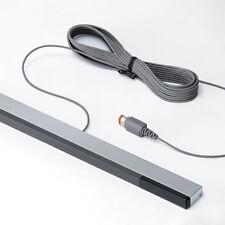 Infrarrojo por Cable IR Signal Ray Sensor Bar/Receiver for Nitendo Wii Remote ES