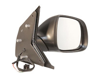 Electric Heated Black Door Mirror Right VW Transporter T5.1 7E2857508DE 9B9