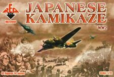 Red Box 1/72 japonais kamikaze 2nd guerre mondiale #72048