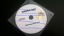 GREEN DAY promo radio WORKING CLASS HERO (John Lennon) RARE 2007 punk MINT Nuovo