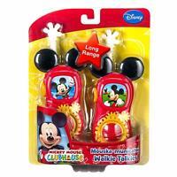NEW Mickey Mouse Walkie Talkies
