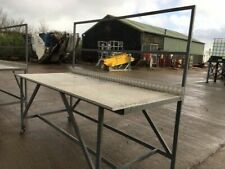 More details for work platform section / industrial lorry / trailer working platform @£195