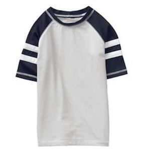 NWT Gymboree Boys Rashguard Shirt Gray kid boy UPF 50+ many sizes