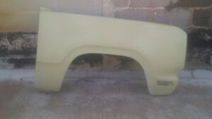 1972-1980 Dodge Pickup Showcars Right Front Fender