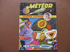 """ARTIMA  :  METEOR  n° 47 (1957)  L'opération """"Déluge"""""""