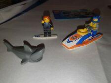 LEGO City Coast Guard 60011: Surfer Rescue - 100% Complete