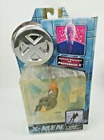 Toy Biz X-MEN The Movie Professor X w/ Magnetic Transparent Wheelchair Carded