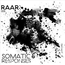 SOMATIC RESPONSES RAAR005 [SINGLE] NEW VINYL RECORD