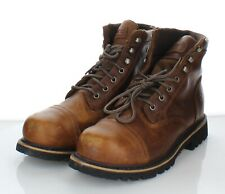 56-50  $185 Mens Sz 11.5 M Wolverine Journeyman 6 Inch Waterproof Work Boot