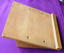 Letterpress Printing ADANA Sloping WOODEN TYPE SETTING BASE for compositors