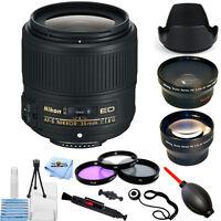 Nikon AF-S NIKKOR 35mm f/1.8G ED Lens (Black)!! PRO BUNDLE BRAND NEW!!