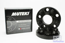 "Muteki Forged 20mm 25/32"" Hub Centric Wheel Spacer Adapter 5x114 67.1mm 12x1.5 b"