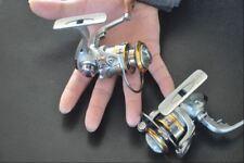 Mini spinning fishing reel 5.2:1 ultra-light high-strength German engineering