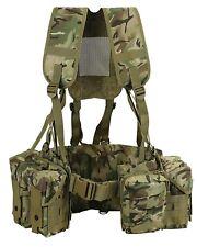 Special Forces Molle Airborne WEBBING BTP CAMO -MULTICAM MTP Match ( Infantry