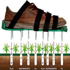 Lawn Aerator Spike Shoes Loose Soil Shoes Sandals Aerating Tool Garden Outdoor