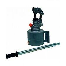 Pompe hydraulique manuelle acier - 4 litres remorque