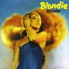 CD SINGLE BLONDIE Atomic - 3-track CARD SLEEVE