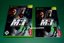 MI Mission Impossible Operation Surma fuer Microsoft Xbox KOMPLETT
