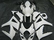 SUZUKI 07 08 GSXR1000 GSXR 1000 FARING BODY PLASTIC KIT UNPAINTED SHIP FROM USA!
