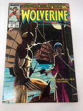 LOT of 3 MARVEL Comics, Power Pack, WOLVERINE, Groo