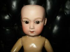 """20"""" Antique Heubach Character Doll #8192 - Ready To Dress"""