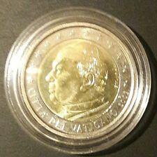 2€ Vatikan-Kursmünze 2003 Papst Johannes Paul II. stempelglanz verkapselt
