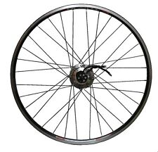 "28 "" V-Brake HR Rohloff Speedhub Model 8000 CC Silver + DT-Swiss TK 540"