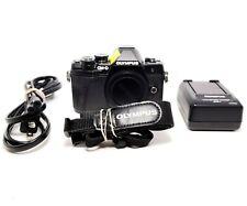 Olympus OM-D E-M10 Mark III Mirrorless Micro 4/3 Digital Camera (Black) - 176471