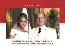 Monaco 2011 KMS 5, 88 euro, incl. 2011  2 € HOCHZEIT. AUFLAGE nür 7 000 ! (at.)