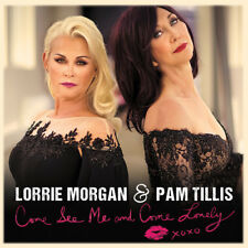 Lorrie Morgan - Come See Me & Come Lonely [New CD]