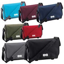 Mens Messenger Bag Laptop Shoulder Bag Fashion Travel Bag by A&G