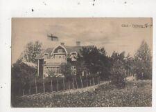 Gard I Tallberg Sweden 1919 Postcard 888a